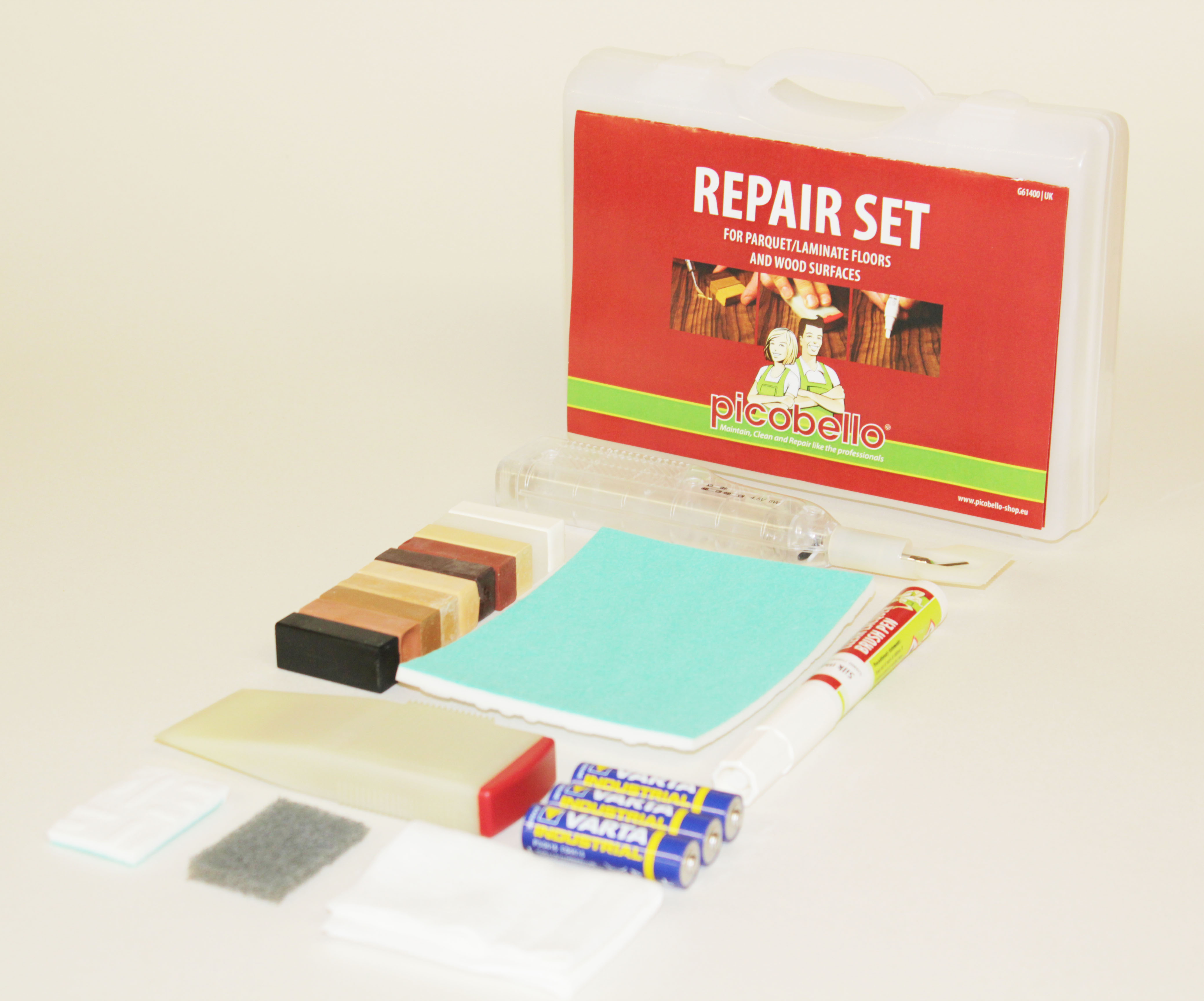 Universal Wood Repair Set