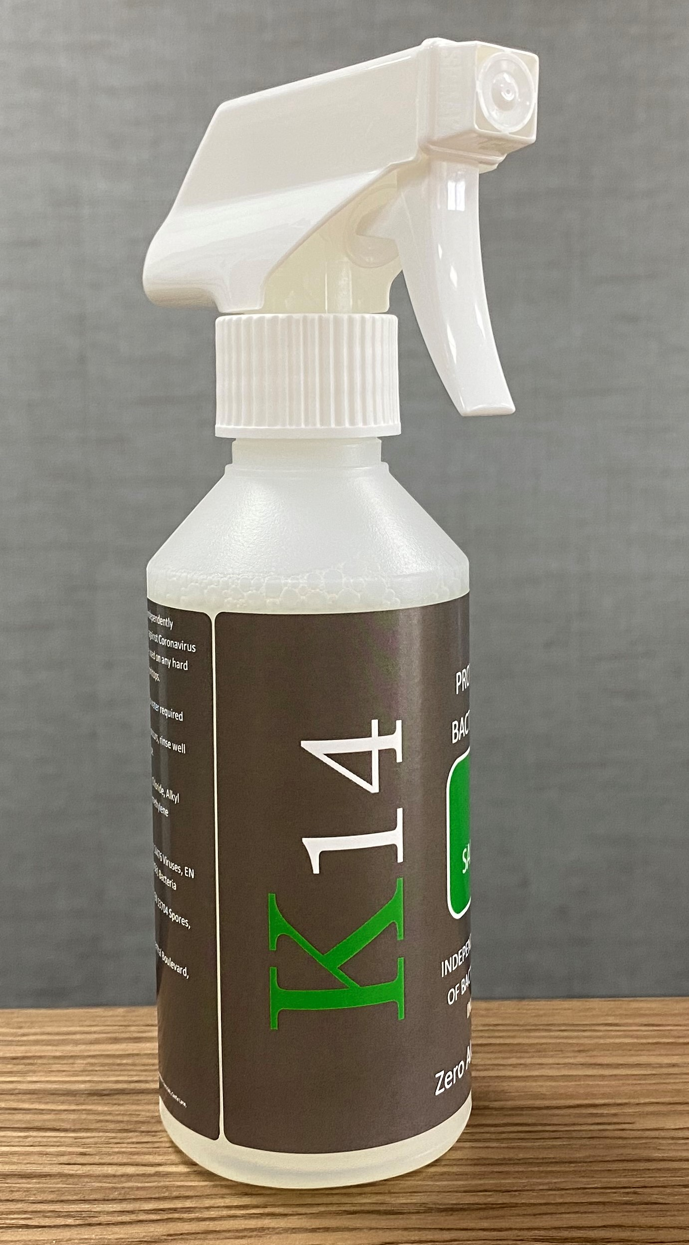 K14 Surface Sanitising Spray 250ml