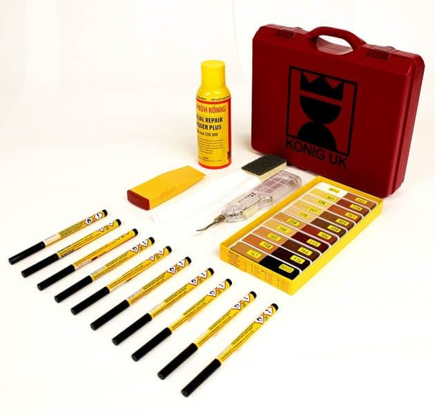 662 Hardwax Repair Kit